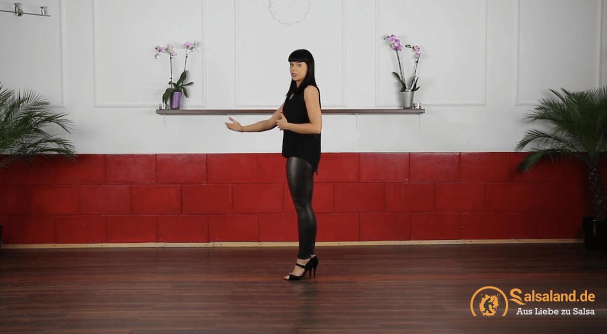 Modul 1 Lektion 8 Schwungdrehung