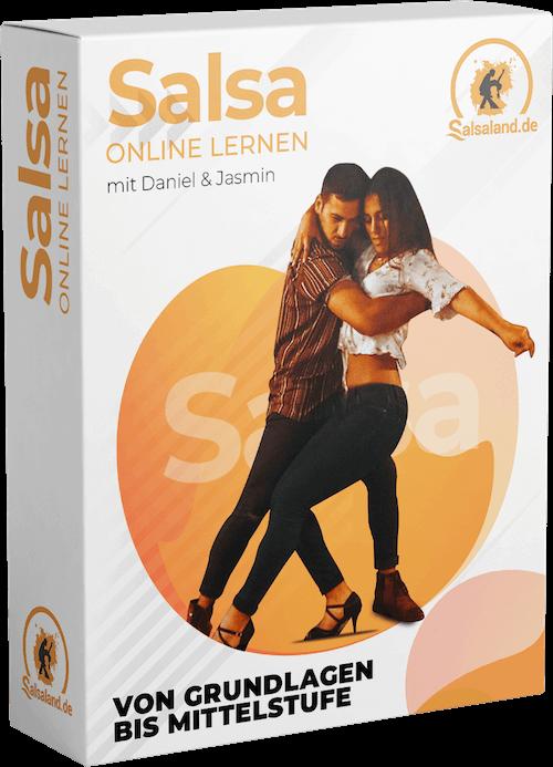 Produktbild Salsa Online Lernen